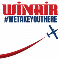 WINAIR recognized as the OFFICIAL AIRLINE of the SXM Wahoo tournament